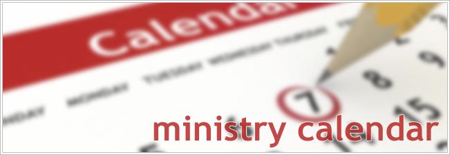 ministry-calendar